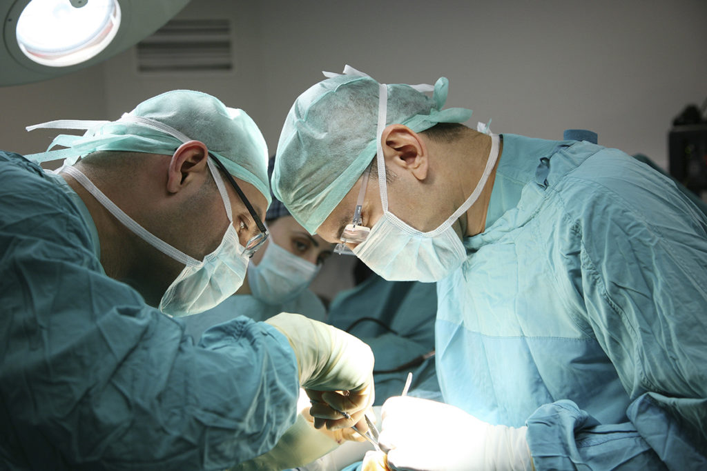 Neurosurgeon and Neurosurgery for Treating Medical