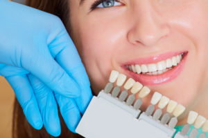 cosmetic dental procedure