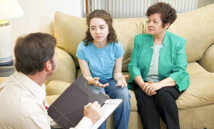 child psychiatry treatment